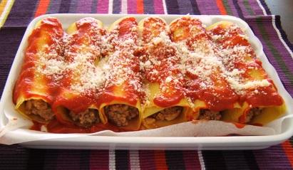 Cucina Italiana Ecco La Ricetta Per Degli Ottimi Cannelloni Video