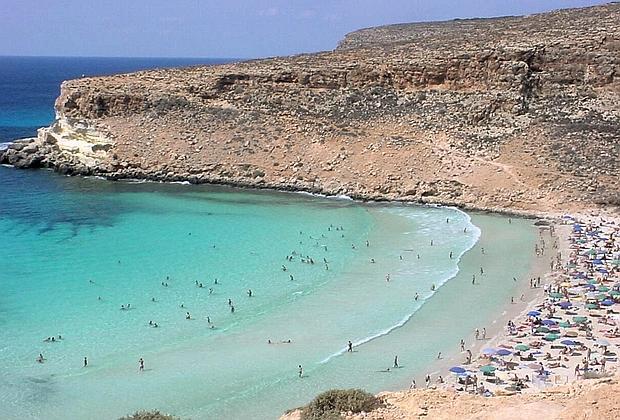 Tripadvisor La Spiaggia Dei Conigli Lampedusa E La Migliore D