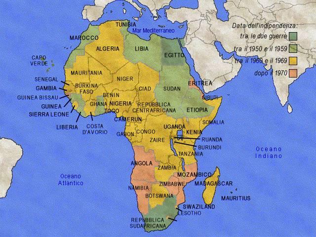 Cartina Italia E Africa.Fuga Di Cervelli Africani Al Continente Nero Costa Miliardi Di Dollari Italia Chiama Italia