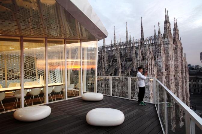 Ristoranti A Milano Per Una Cena In Zona Duomo Almeno 75