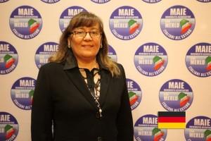 Anna Mastrogiacomo, coordinatrice MAIE Europa
