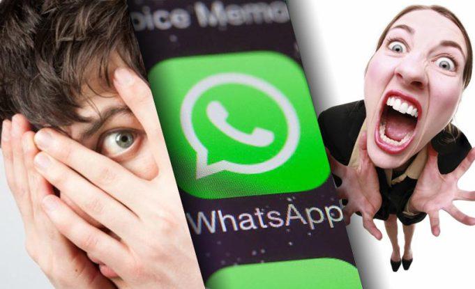 spiare messaggi reato