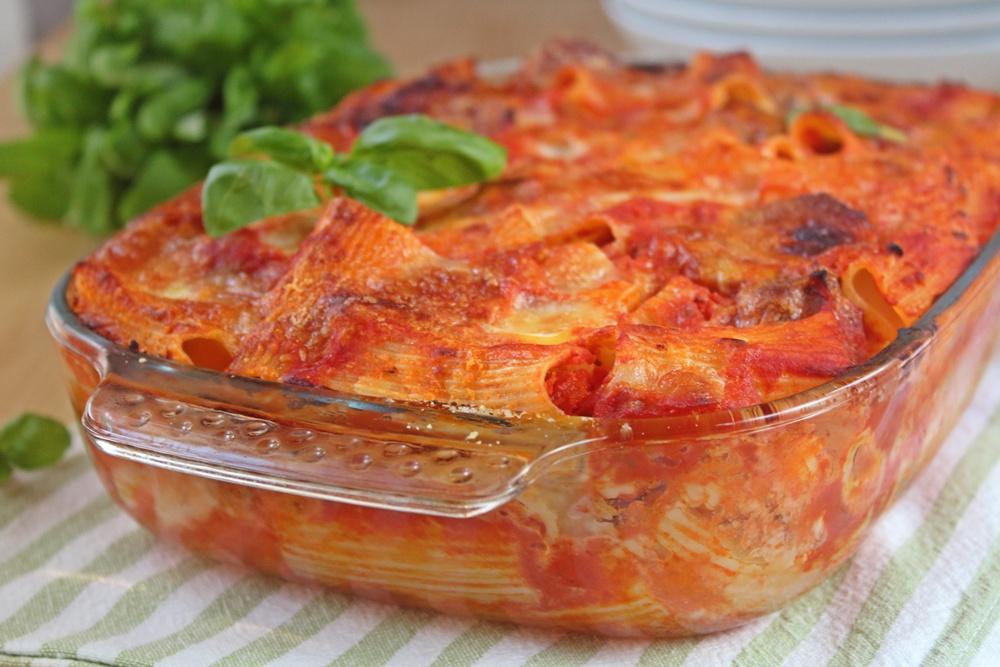 Cucina Italiana Ecco La Ricetta Della Vera Pasta Al Forno Italia
