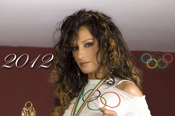 Miriana Trevisan Calendario.Sexy Calendario 2012 Per Alexia Mell Foto Italia Chiama