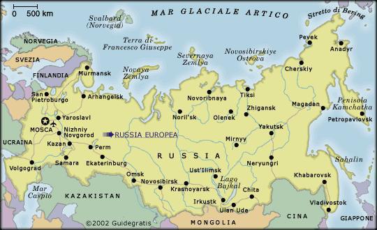 Russia, Navalini contro capo detective: \'è agente straniero ...