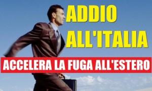 Fuga dall'Italia