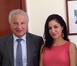 DEPUTATI PD Marco Fedi, a sinistra nella foto, e Francesca La Marca