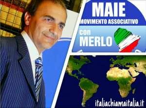 Ricardo Merlo, MAIE