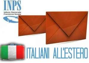 Inps, italiani all'estero