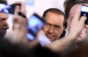 Berlusconi cell
