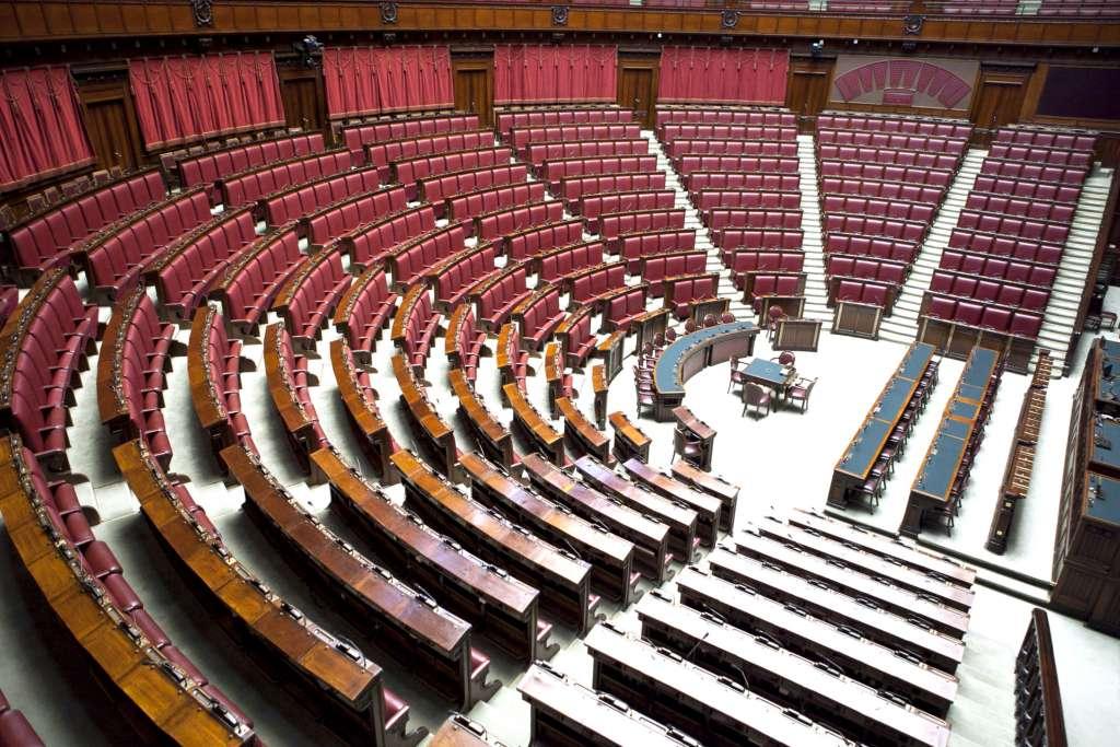 Camera Deputati, aula