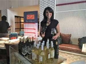 Fabiana Barulli, vino italiano negli States