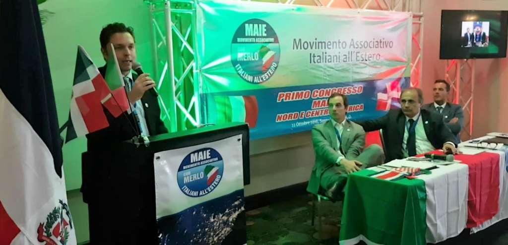 Flavio Bellinato interviene al primo Congresso MAIE Nord e Centro America