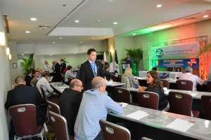 Un momento del primo Congresso MAIE Nord e Centro America