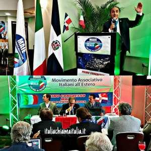 Primo Congresso MAIE Nord e Centro America, 22 ottobre 2016, Santo Domingo, RD