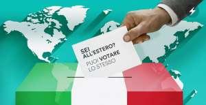 Referendum, voto estero