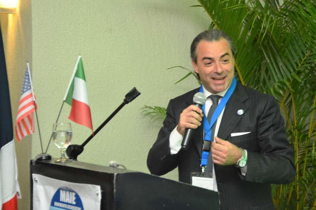 Mario Fera, MAIE Oceania