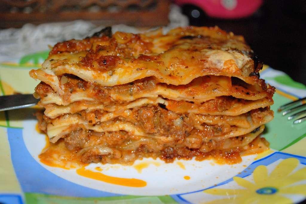 Ricetta Lasagne Italiana.Lasagne Al Forno Ecco La Vera Ricetta Italiana Italia Chiama Italia