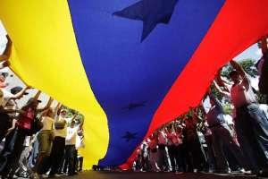 venezuela bandierona