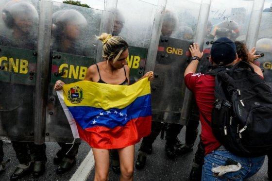 venezuela mili