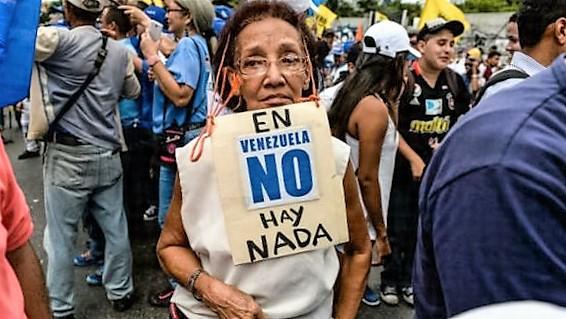 venezuela nada