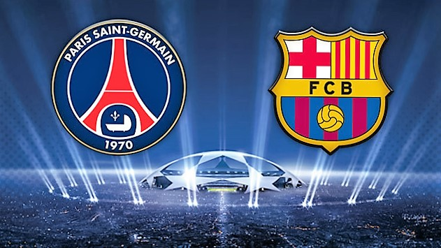 Psg-vs-Barcellona