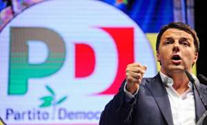 renzi pd big