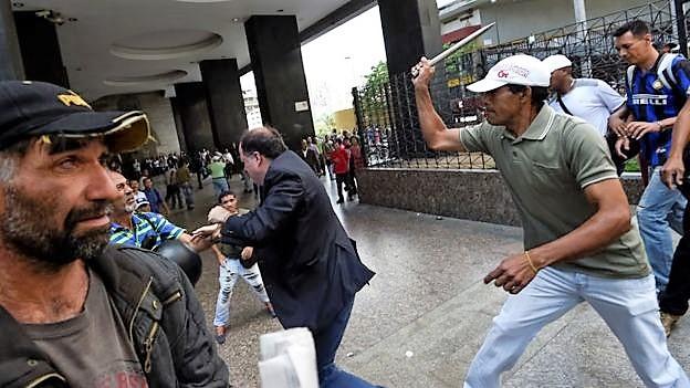 venezuela dip