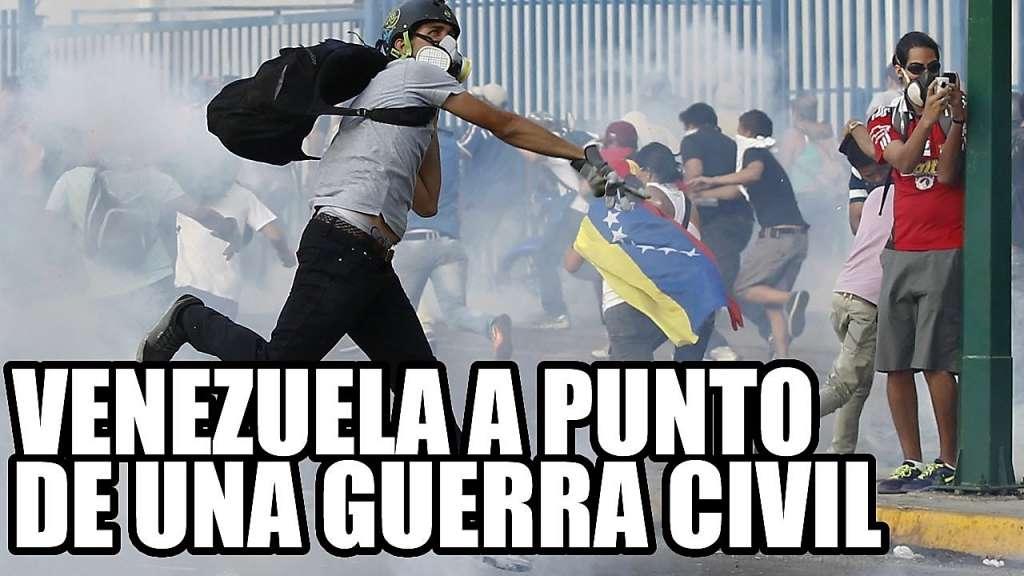 venezuela guerra