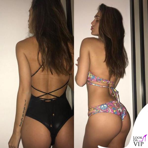 belen e cecilia rodriguez sexy in bikini per me fui foto