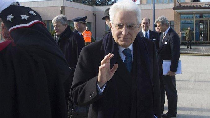 Deputati pd estero grazie presidente mattarella per suo for Deputati pd