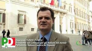On. Fabio Porta, Pd