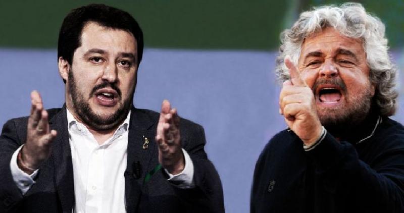 Risultati immagini per foto di Salvini arrabbiato