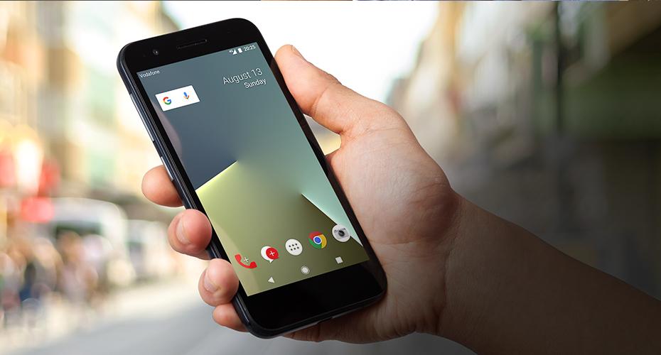 Vodafone Smart E8, prodotto da ZTE