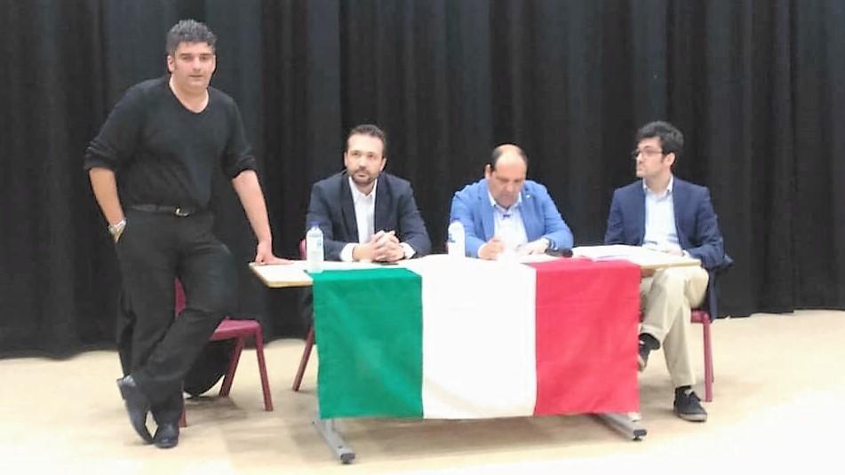 """... sul tema  """"emigrazione ed integrazione degli italiani all estero"""" 5f83f0603a23"""