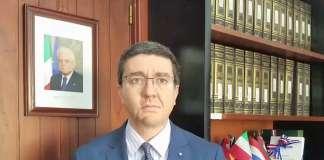 Andrea Canepari, Ambasciatore d'Italia nella Repubblica Dominicana