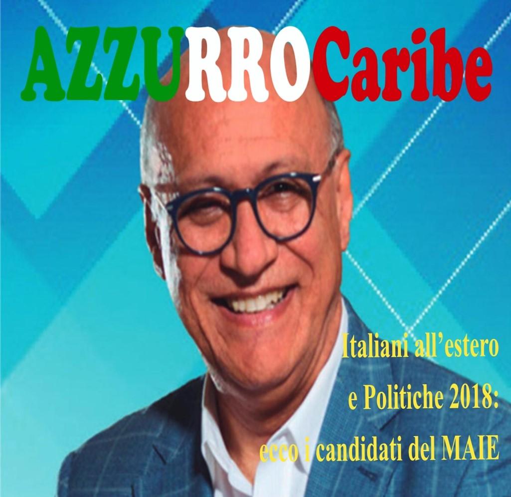 Editoria ecco l ultimo numero di azzurro caribe for Numero deputati