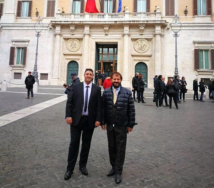Sangregorio e cario usei in parlamento pronti a for Lavorare in parlamento