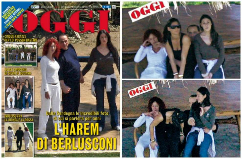 Interni Di Villa Certosa : Berlusconi si dedica alla famiglia il grande rientro per i suoi