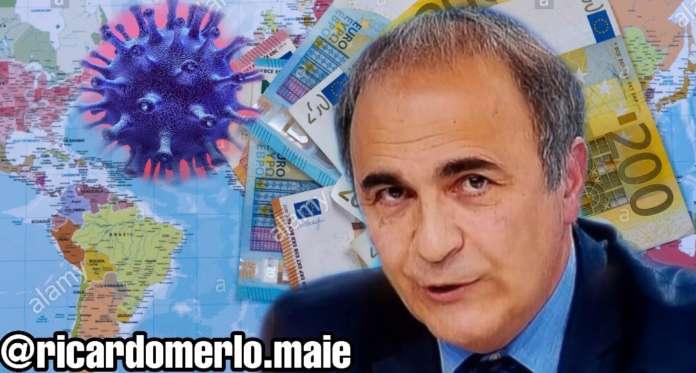 """Subsecretario Merlo: """"Gobierno, euro 5 millones para italianos en el extranjero"""""""