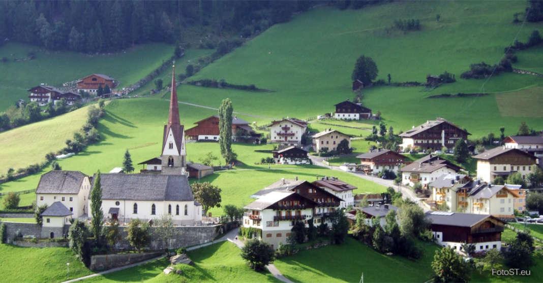 TURISMO   Valle Aurina, un paradiso verde dell'Alto Adige ...